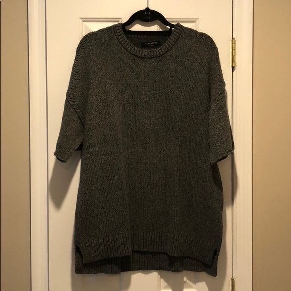 All Saints Other - ALL SAINTS short sleeved sweater